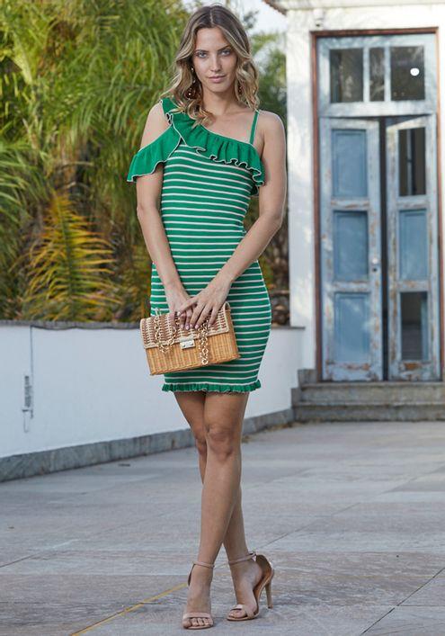 Vestido-Tricot-Bandage-Assimetrico-Babado-Dindi--verde-3