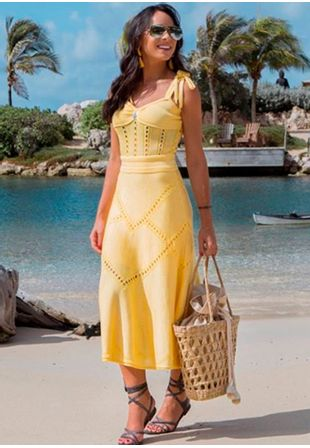 Vestido-Tricot-Midy-Insensatez--5-amarelo