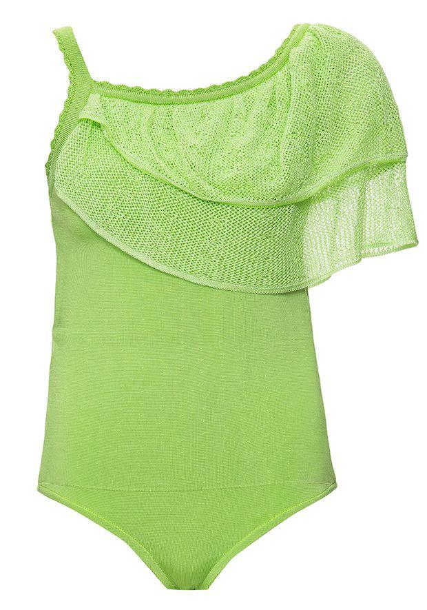 Body-Tricot-Renda-Shine-sem-Brilho--verde-limao
