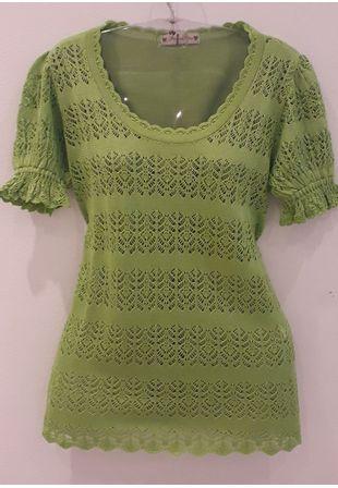 Blusa-Tricot-Renda-Basic--verde-limao