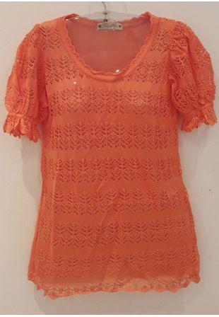 Blusa-Tricot-Renda-Basic--laranja
