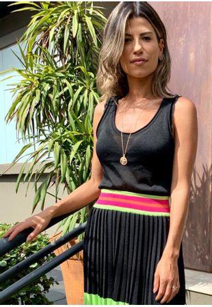 726501865 Blusas Regatas - Tricot e Renda - Moda Feminina | Doce de Coco