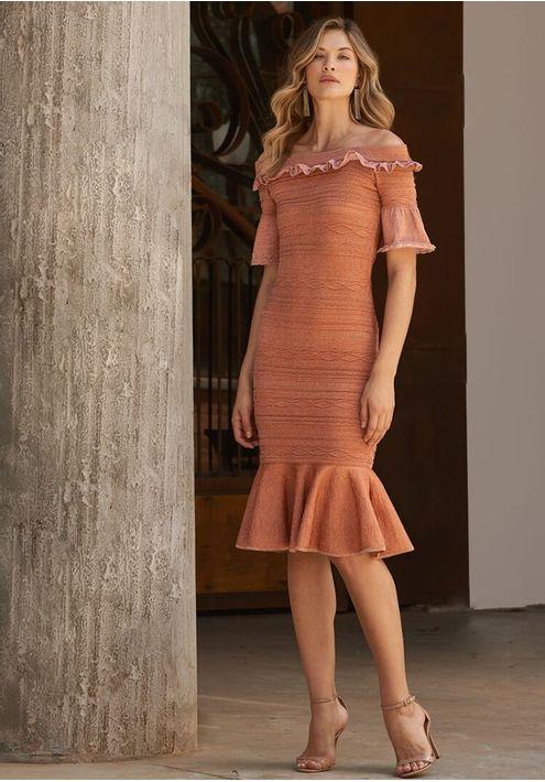 Vestido-Tricot-Midy-Bandage-Relevo--rose-e-cobre-1