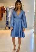 Vestido-Tricot-Curto-Poa-Manga-Bufante--azul-1