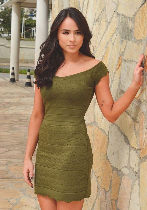 Vestido-Tricot-Bandagem-Ondas-E-Circulos-Mary---verde-1