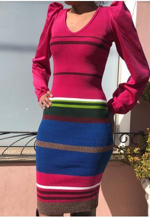 Vestido-Tricot-Midy-Canelado-Listras--pink