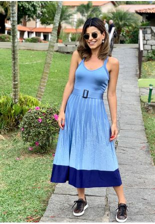 Vestido-Tricot-Midy-Plissado-Orquidea--azul-1