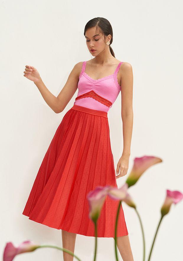 Vestido-Tricot-Midy-Alca-Dual-Color--vermelho-e-rosa-1