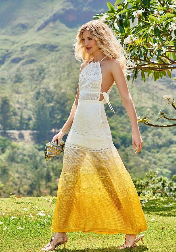 Vestido-Tricot-Longo-Rendado-Tala-Viva--off-white-e-amarelo-2