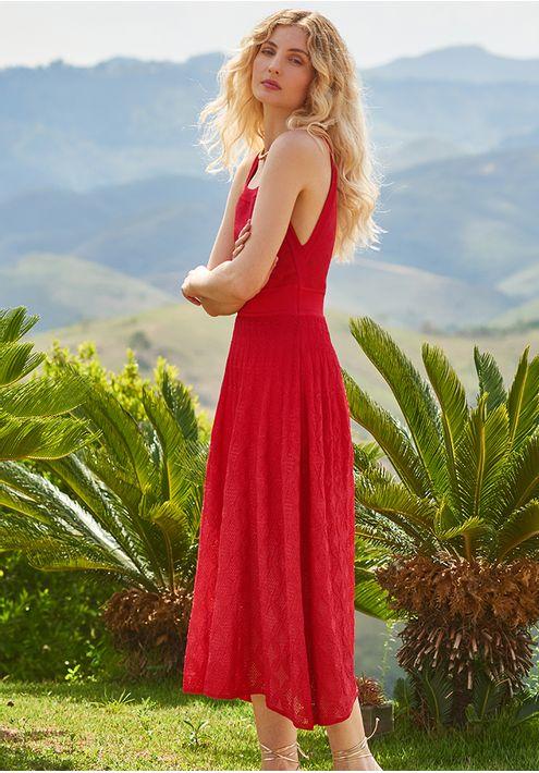 Vestido-Tricot-Midy-Losango-com-Furos--vermelho-1