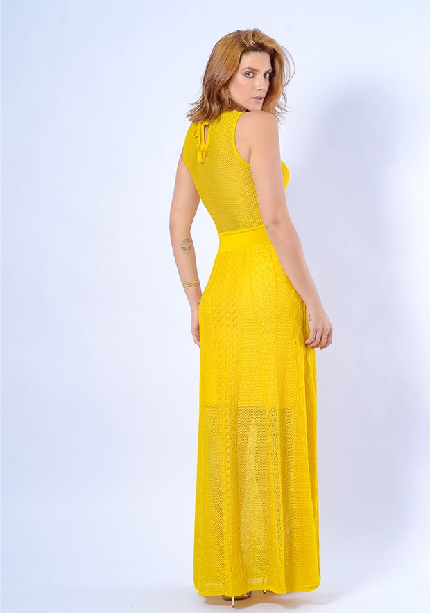 Vestido-Tricot-Longo-Decote-Transparencia--amarelo-3