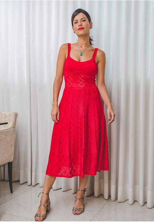 Vestido-Tricot-Midy-Alca-Losango--vermelho-1