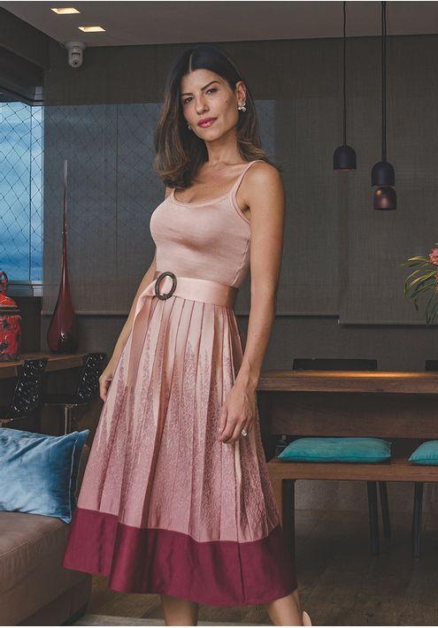 Vestido-Tricot-Midy-Plissado-Orquidea--vinho-e-rose-1