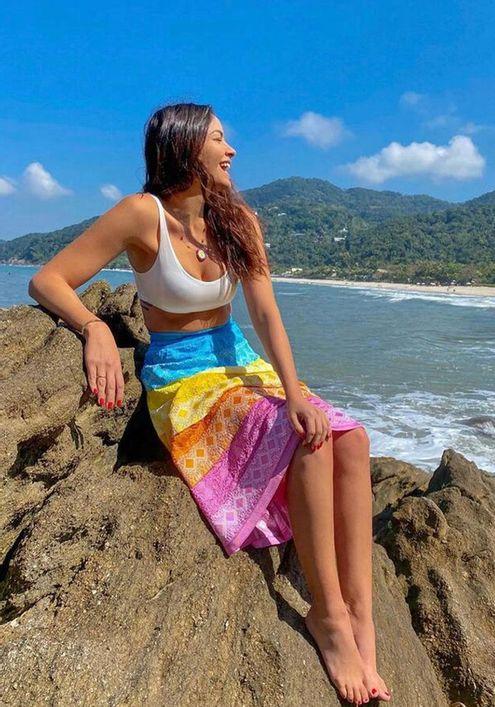 SAIA-TRICOT-MIDY-RAINBOW--TURQUESA-